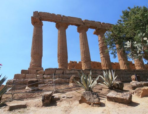 Agrigento – Turkish Staircase